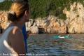 Auf der Adria vor Dubrovnik