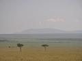 Weite Landschaft Masai Mara