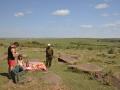 Picknick in der Masai Mara