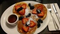 Pancakes zum Frühstück in San Francisco