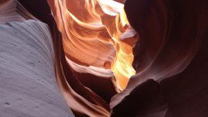 Im Antelope Canyon