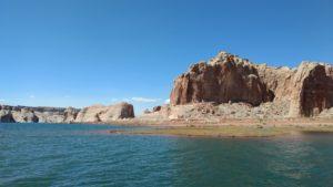Bootstour auf dem Lake Powell