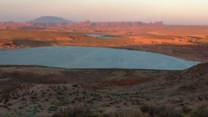 Sonnenuntergang Lake Powell