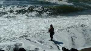 Angler in Pacifica